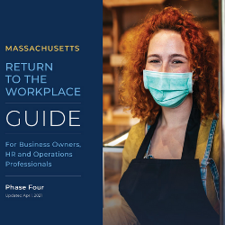 Return to the Workplace Guide – April 2021